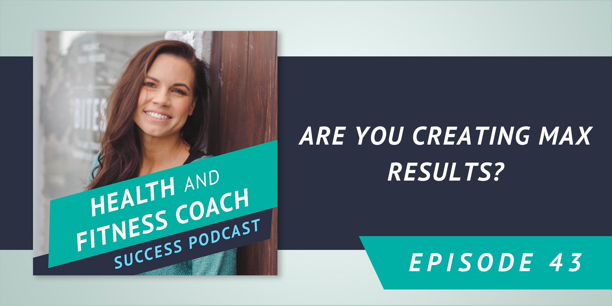 Are You Creating Max Results?
